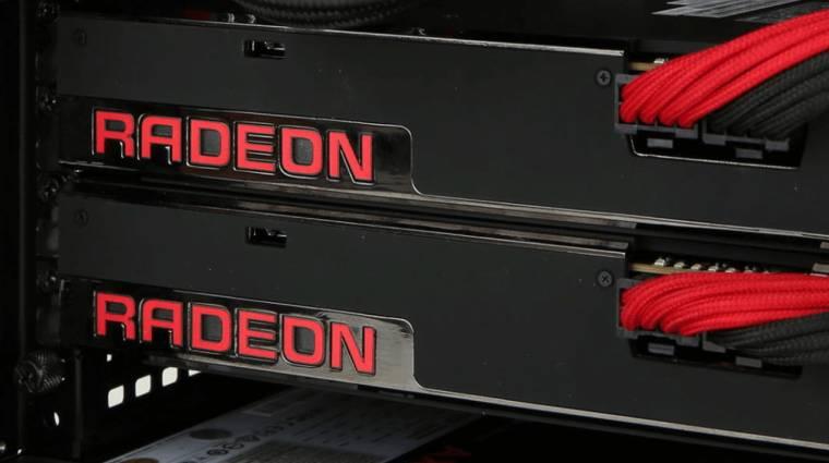 RX 5700 és RX 5600 XT: működhet a többkártyás konfig, de vannak bajok kép