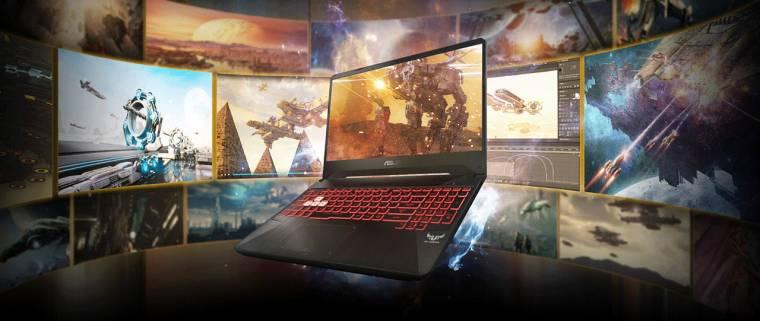 gaming laptopok