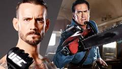 Bruce Campbellnek megvan a véleménye arról, hogy CM Punk legyen az Evil Dead új főhőse kép