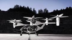 Már az amerikai légierő is segíti egy repülő autó fejlesztését kép