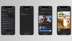 Már készül az iOS-es Facebook app sötét módja kép