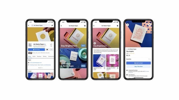 A Facebook új MI-eszköze automatikusan azonosítja az eladásra felrakott tárgyakat kép
