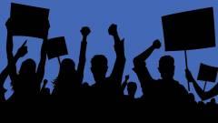Virtuálisan sztrájkolnak a Facebook dolgozói: mi vezetett idáig? kép
