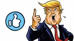 Mark Zuckerberg nem egyezkedik Trump elnökkel kép