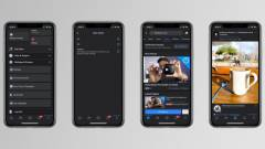 Végre sötét módot kap a Facebook app kép