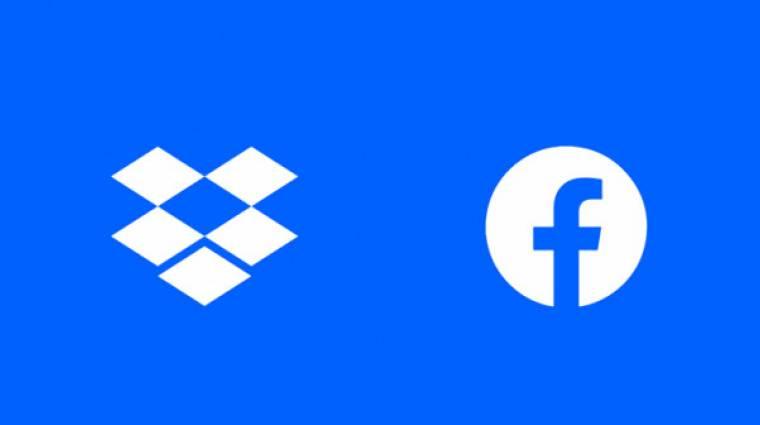 A Facebookon tárolt fotóidat már a Dropboxra is mentheted kép