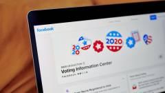 Az amerikai elnökválasztásra készül a Facebook, 2,2 millió hirdetést töröltek kép