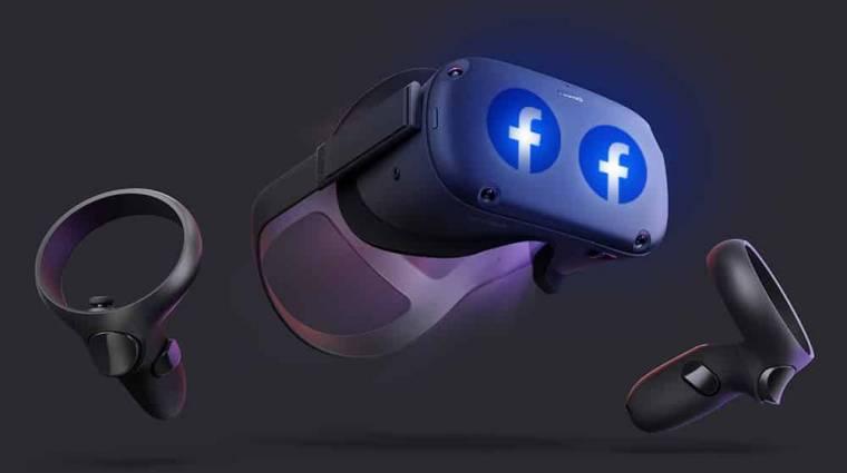 A Facebook-fiók törlésével az Oculus-játékokat is elveszíted kép