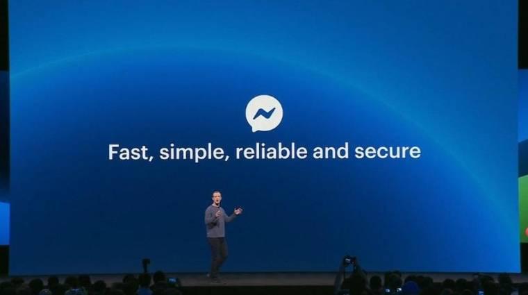 A Facebook Messenger miatt lehallgathattak a mobilodon keresztül kép