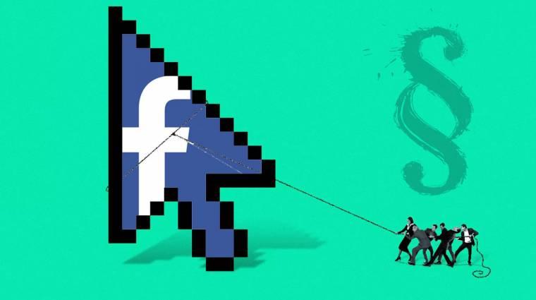 Teljesen átalakulhat a Facebook, ha sikerrel jár az amerikai kormány kép