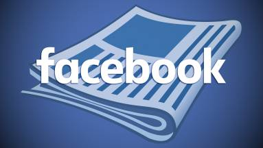 Háttérbe tolja a politikai tartalmakat a Facebook kép