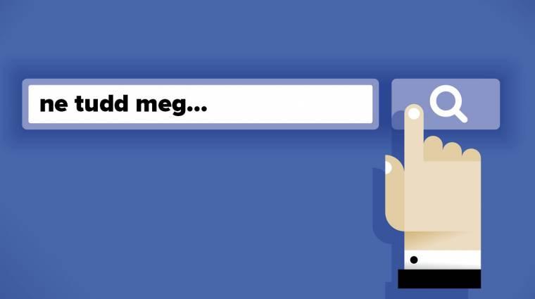 Így töröld a Facebook keresési előzményeit kép