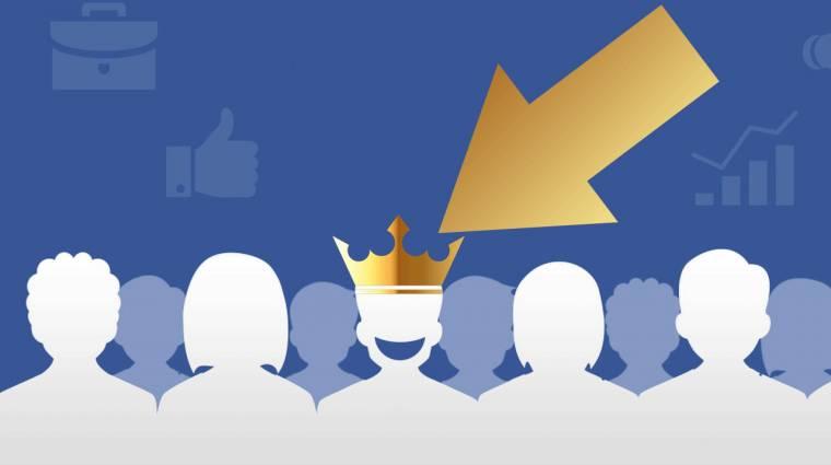 Így lehetnek kiemelt helyen kedvenc Facebook oldalaid és ismerőseid kép