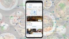 Így találja meg a Google Térkép a kedvenc éttermeidet kép
