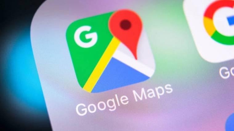 Újabb funkciók érkeznek a Google Térképbe kép