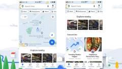A helyi cégeknek segít a Google Térkép frissítése kép