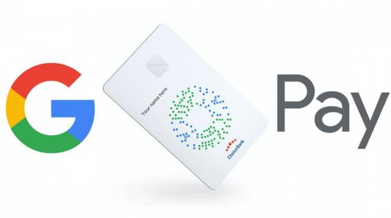 A Google is saját bankkártyát akar kép