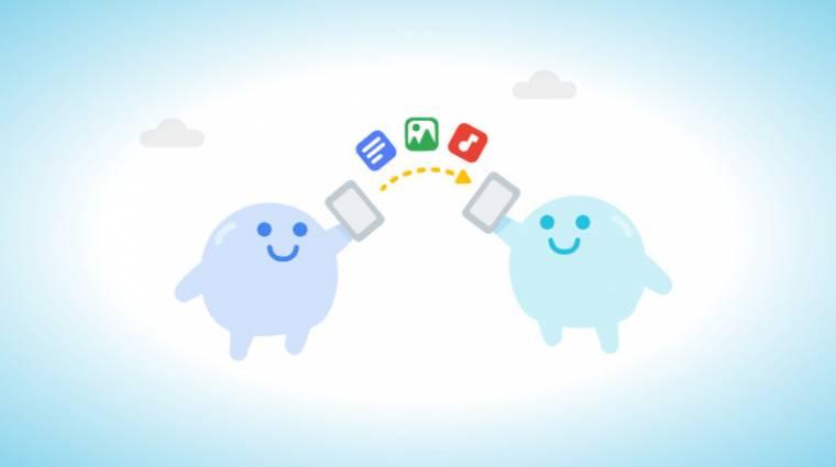 Már tesztelik az Android új, NFC-s adatcserélő funkcióját kép