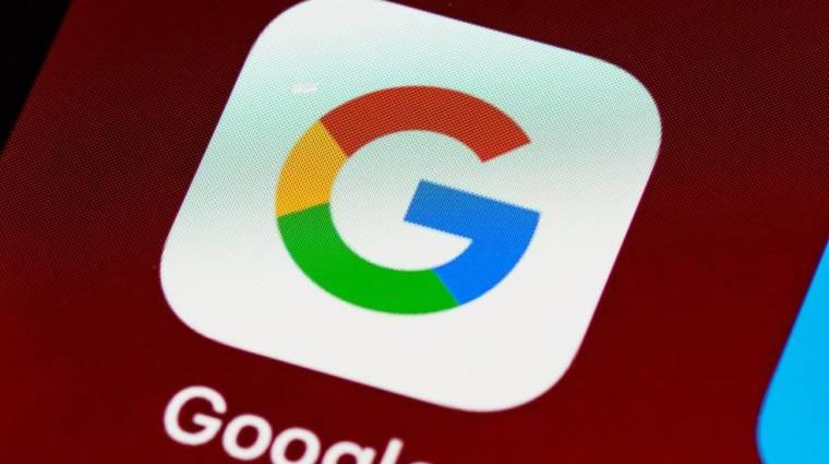 Az Egyesült Államok beperelte a Google-t kép