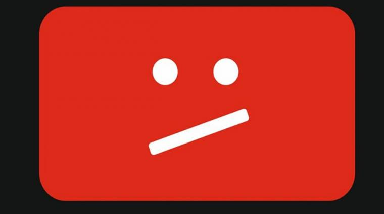 Elég nagy baj volt éjjel a YouTube és a Google háza táján kép