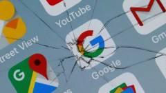 Leállt a Google webes rendszere, se Gmail, se YouTube, se semmi kép