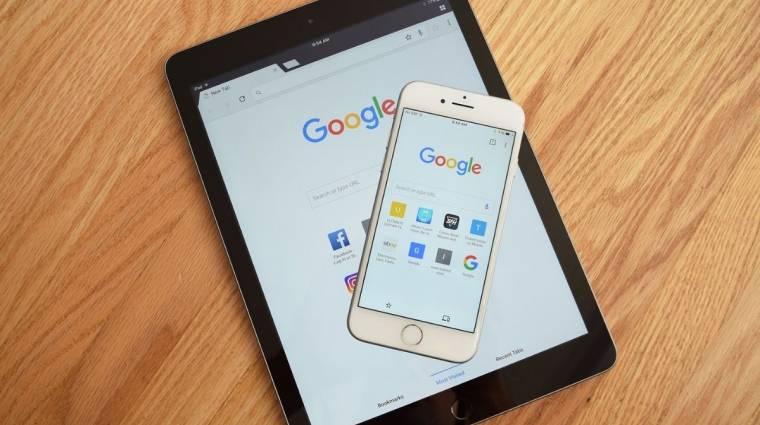 A Google nem frissíti alkalmazásait iOS-en, amióta kötelező részletezni az adatkezelést kép