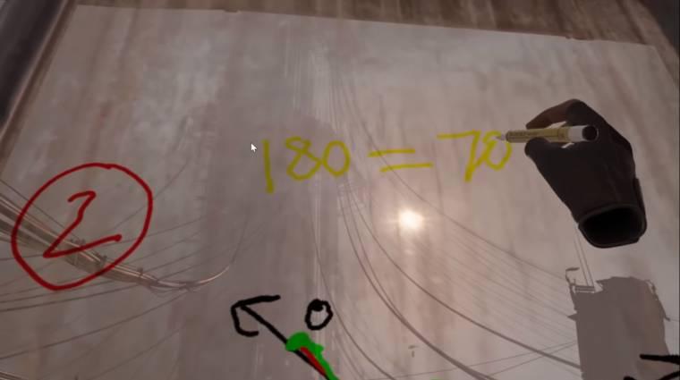 Egy tanár a Half-Life: Alyx segítségével magyarázza el a geometria alapjait bevezetőkép