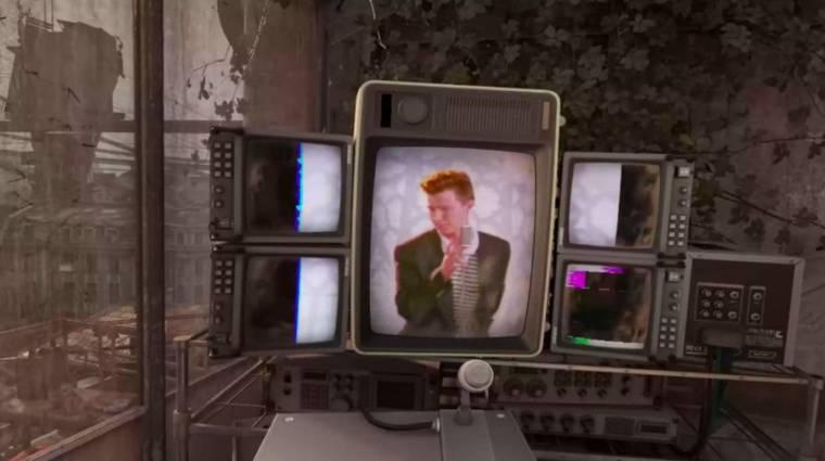 A Half-Life: Alyx-ben található videóüzenetet meglepően könnyen lecserélhetjük bevezetőkép