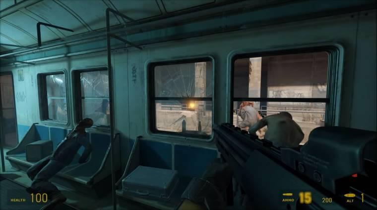 Ezzel a Half-Life: Alyx moddal még egyszerűbb VR nélkül játszani bevezetőkép