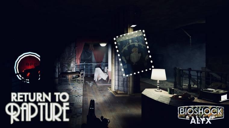 Szeretnéd látni VR-ban a BioShock Rapture-jét? bevezetőkép