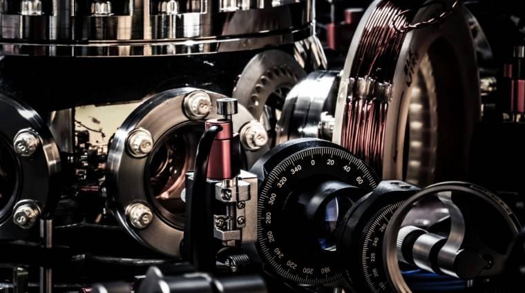 Hamarosan indul a világ legerősebb kvantumszámítógépe kép