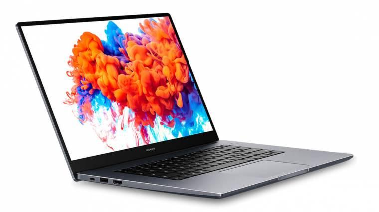 AMD Ryzen processzorral érkeznek az új Honor laptopok kép