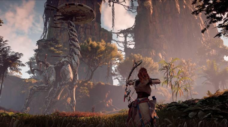Megvan a PC-s Horizon Zero Dawn megjelenési dátuma és gépigénye bevezetőkép
