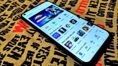 Huawei P40 Lite teszt - hiába az erős hardver kép