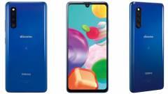 Ilyen lesz a vízálló Samsung Galaxy A41 kép