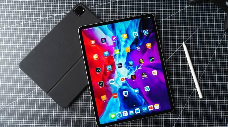 Az új iPad Pro már mini-LED kijelzőt kaphat kép