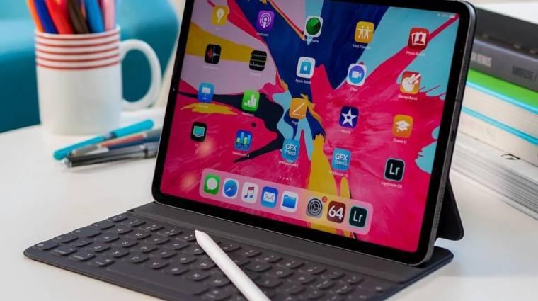 Kiderült, mikor érkezhet az OLED kijelzős új iPad széria kép