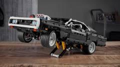 Dominic Toretto 1970-es Dodge Chargerét is megépíthetjük LEGO-ból kép