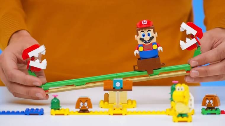 Bemutatták a Super Mario LEGO szetteket, nem lesz olcsó beszerezni mindet bevezetőkép