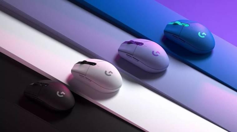 Gamereknek hozott színes kiegészítőket a Logitech kép