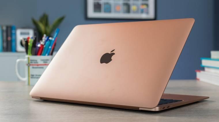 Tovább bírja a MacBookok akkumulátora a macOS új frissítésének hála kép