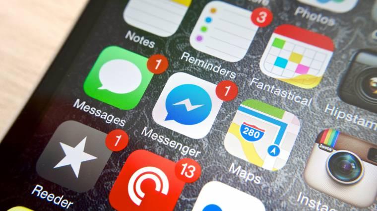 Ha nálad is akadozik a Facebook Messenger, nem vagy egyedül kép