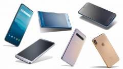 Mélyrepülésben az okostelefon-piac kép