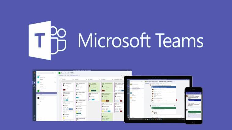 Megkapta a Microsoft Teams is a Zoom egyik népszerű funkcióját kép