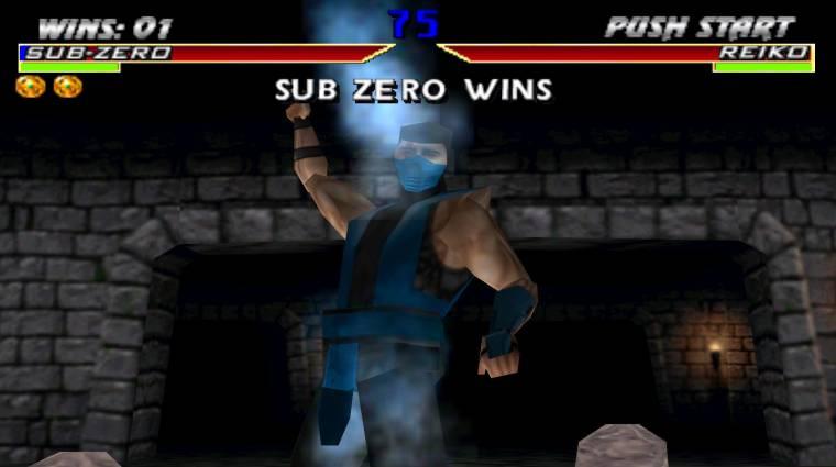 A GOG-on tért vissza a Mortal Kombat 4 bevezetőkép