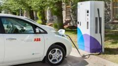 Nő az elektromos autók száma hazánkban kép
