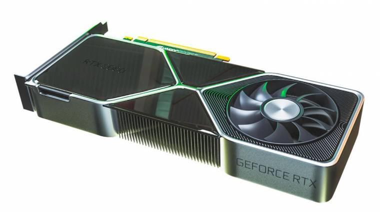 Mennyire nagy ugrás az NVIDIA új Ampere sorozata? kép