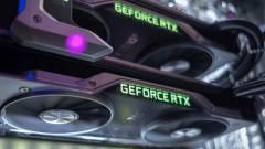 NVIDIA GeForce RTX 3080: augusztusban bemutató, szeptemberben szállítás kép
