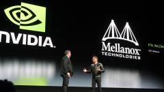 Végleg az NVIDIA kezébe került a Mellanox kép