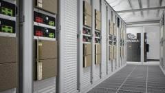 Egy hónap alatt összeszerelte az NVIDIA a világ hetedik leggyorsabb szuperszámítógépét kép